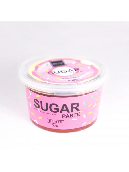Сахарная паста Biette для депиляции 300 грамм Мягкая
