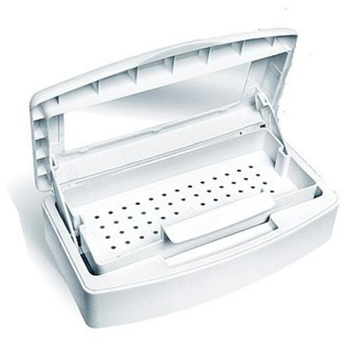 Пластиковый контейнер для стерилизации маникюрных инструментов в Чебоксарах